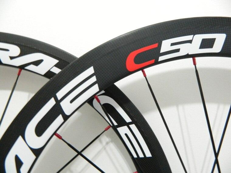 R36 керамический подшипник клинчер колеса велосипеда 30 мм 38 мм 45 мм Углеродные колеса 50 мм Углеродные индивидуальные колеса велосипеда