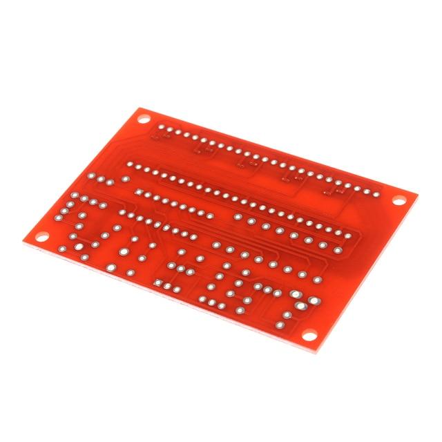 1Hz-50MHz Crystal Oscillator Frequency Counter Meter Digital LED Tester Meter DIY Kits