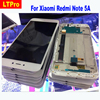 LTPro LCD Display With Touch Screen Digitizer Assembly With Frame For Xiaomi Redmi Note 5A Prime
