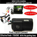 4.3 Inch Car Rear View digital Tft Lcd car mirror monitor Parking Monitor+ Special Car Reverse Camera  for FORD TRANSIT CONNECT