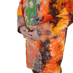 Image 5 - MD african men clothes bazin riche african dresses for men africa mens clothing shirts top pant set men african dashiki suit