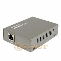 DSLRKIT Gigabit PoE Extender 100 400meter 802.3at Power over Ethernet Repeater 1000Mbps