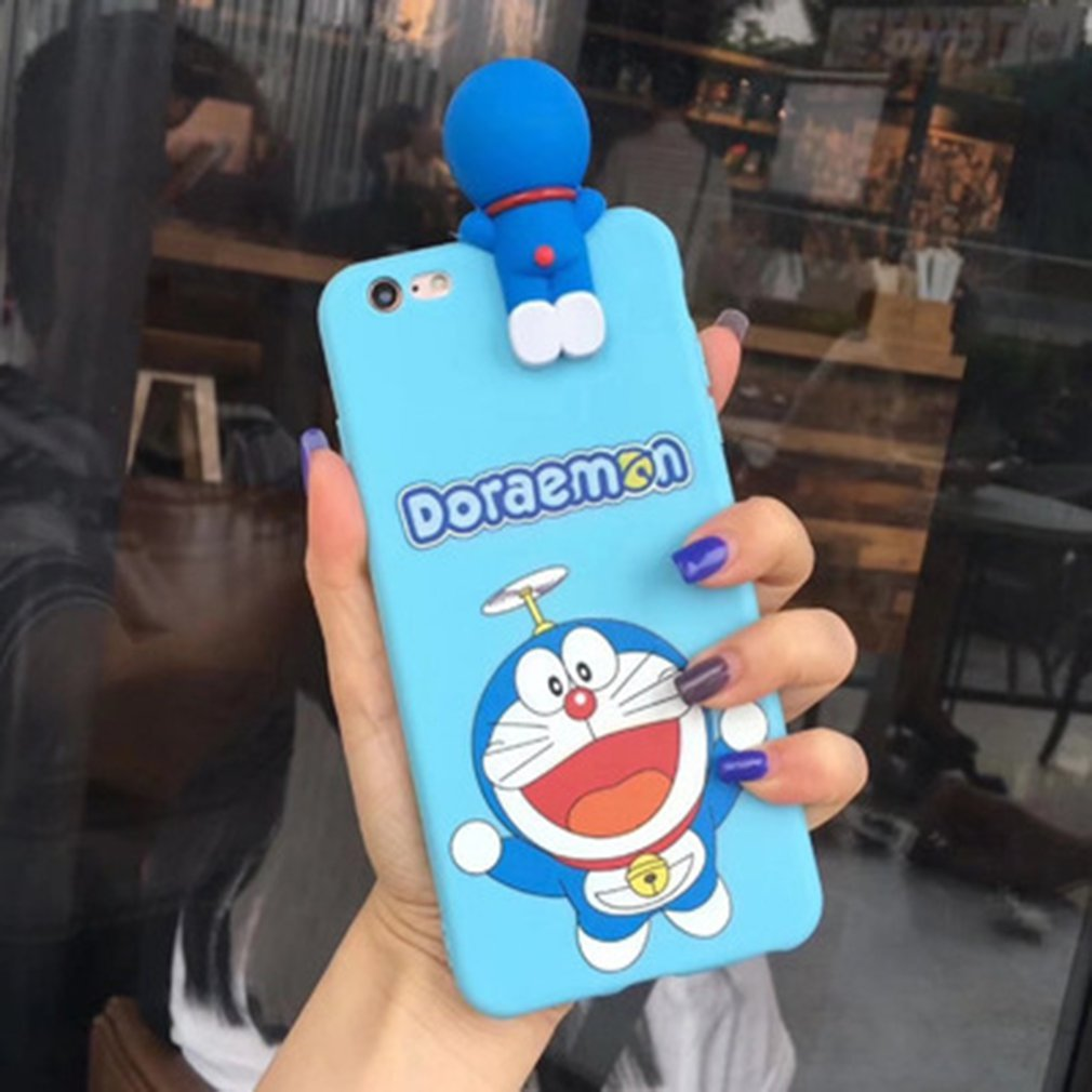 Cartoon Cute Mobile Phone Case Drop Protection Anti-fall Cover For iPhone X 7/8 7plus/8plus 6 6 PlusCartoon Cute Mobile Phone Case Drop Protection Anti-fall Cover For iPhone X 7/8 7plus/8plus 6 6 Plus
