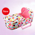 0-7M Portable Baby Basket Crib Infant Bed travel Sleepping Folding bed Bercos De Bebes Cunas cradle presepio