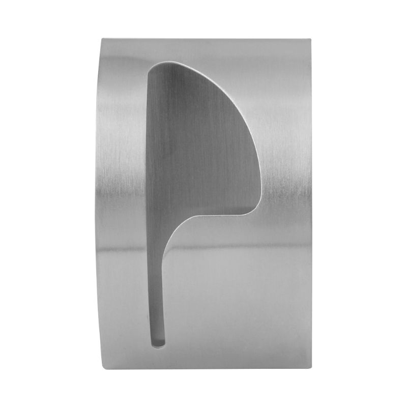 Stainless Steel Strong Self Adhesive Towel Holder Wall Mouted For Bathroom
