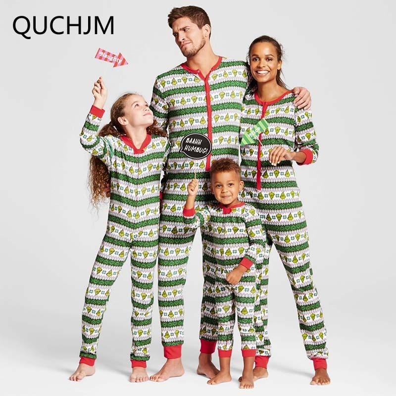 fotos nuevas el más barato varios diseños Conjunto a juego para toda la familia conjunto de Navidad conjunto ...