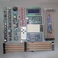 MEGA 2560 R3 Starter Kit com 40 Sensor Módulo Serial I2C 20*4 Display LCD Detector de Gás Sensor de Som Relé Controle Remoto IR Para Arduino