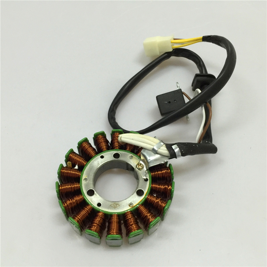 STARPAD For Haojue Suzuki motorcycle HS125T / -2 Neptune coil / magnetic stator coil 125 Fuxing free shipping сцепление для мотоцикла hs125t hs125t