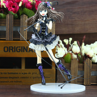 HKXZM Anime Figure 20CM THE IDOL MASTER CINDERELLA PROJECT Sexy Girl PVC Figure Model Toys Collectibles