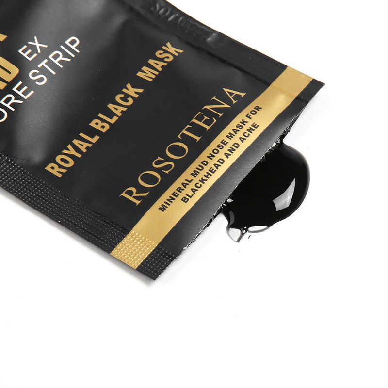 1 sztuk zaskórnika Remover maska czarne błoto głęboko oczyszczające oczyszczające peeling trądzik węgla aktywnego z węglem aktywnym nos porów cleaner porów twarzy pielęgnacja