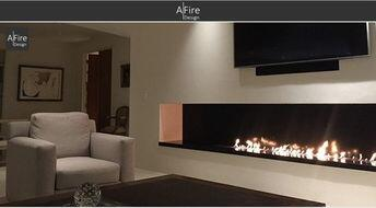 48 Inch Wifi Intelligent Smart Fireplace Bioethanol