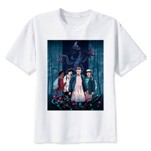Stranger Things Upside down Men T-shirts
