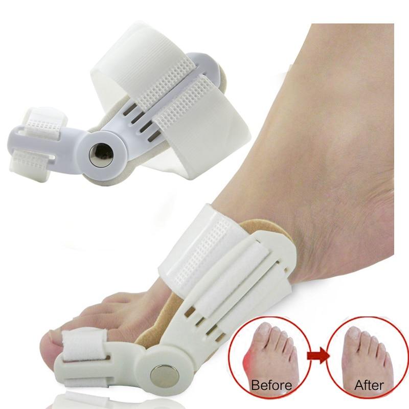 1 пара = 2 шт Bunion Protector Уход за ногами ортопедический инструмент для педикюра корректор вальгусной деформации ортопедический Регулятор Бурсит стопы массажер|protector bunion|valgus protectormassager foot | АлиЭкспресс
