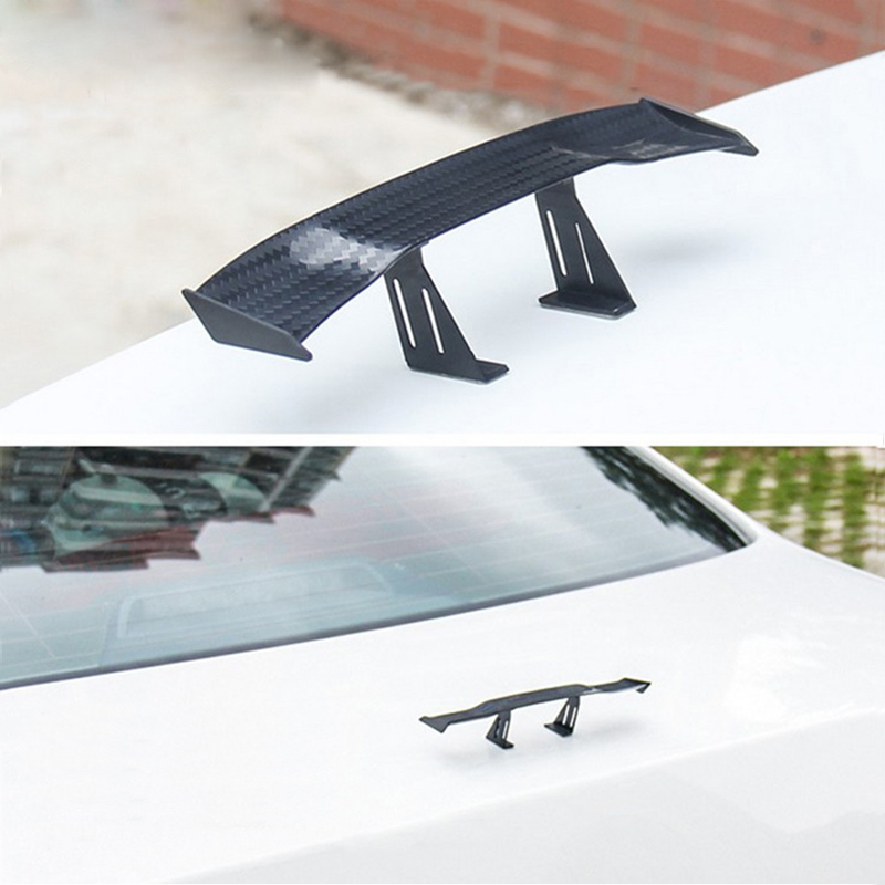Car Spoiler Wings Small Tail Rear Trunk Spoilers For Volkswagen POLO Golf 5 6 7 Passat B5 B6 B7 Bora MK5 MK6 Tiguan