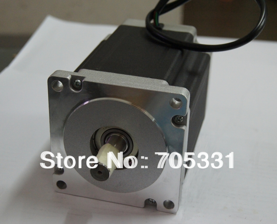 Good Quality Stepper Motor Nema42 J110HB150 06 150mm 21N m 3000oz in 6 5A 4wires CE