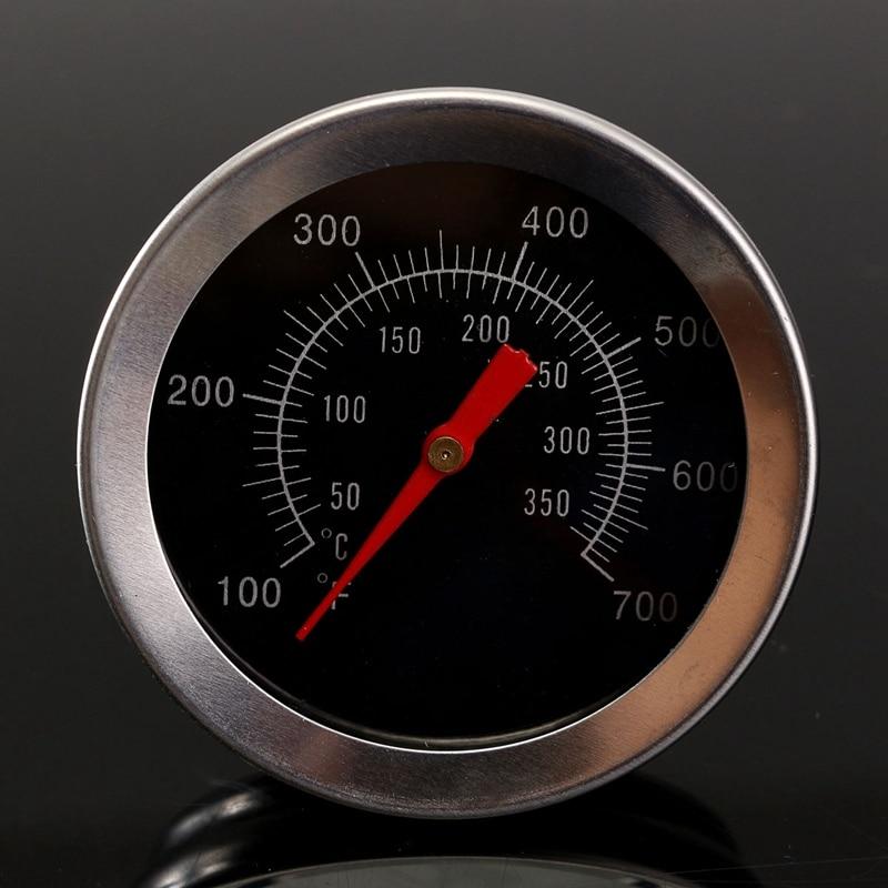 Oțel inoxidabil Accesorii la grătar Grătar Termometru cadran Cadru - Instrumente de măsurare - Fotografie 6
