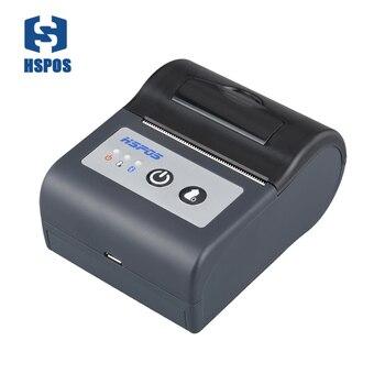 58 мм USB мини мобильный термальный билет Wifi планшет этикетка и чековый принтер с батареей и один год гарантии