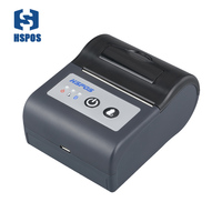 58mm USB mini mobile thermal ticket Wifi tablet label and receipt printer with battery and one year warranty