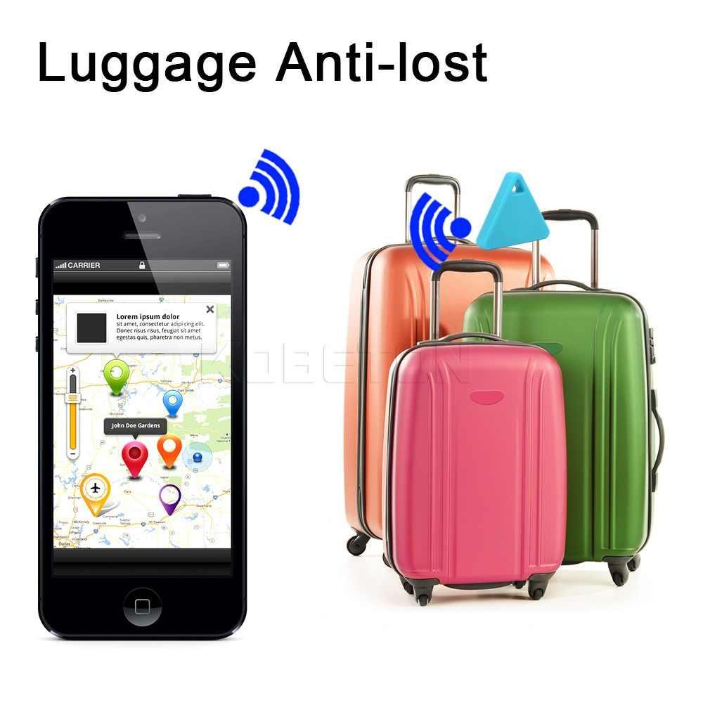 Беспроводной мини-трекер kebidu с Bluetooth 4,0, умный трекер для детей, сумка для поиска ключей, кошелька, собаки, локатор, сигнализация, брелок против потери