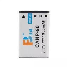 CNP90 NP90 литиевые батареи CNP90 NP90 для объектива с оптическими зумом CASIO EX-H10 EX-H15 EX-H20 EX-H20G EX-FH100 EX H10 H20G FH100 аккумуляторная батарея для цифровых фотоаппаратов