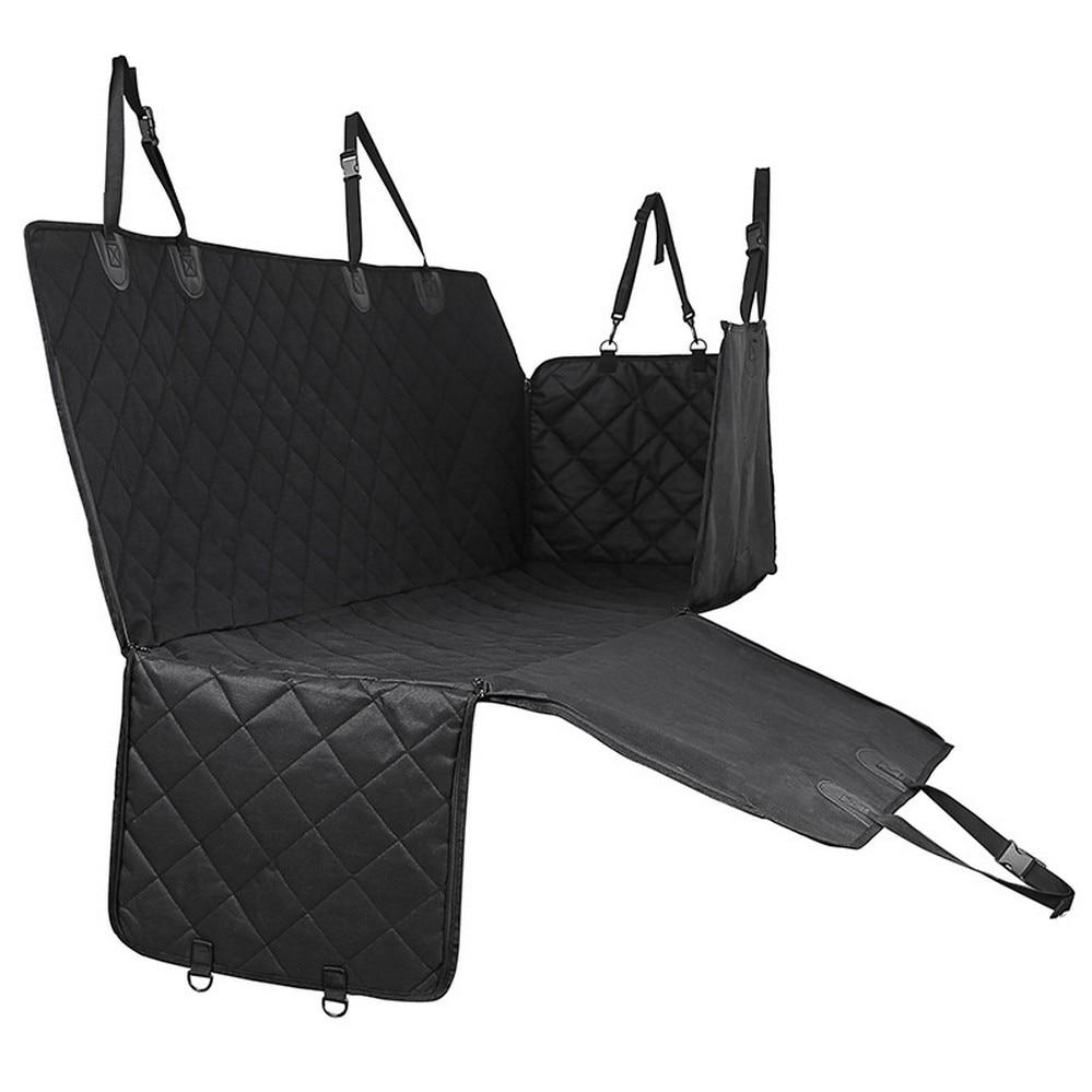 Housse de protection de siège de voiture | Pour chien, avec fermeture éclair, pour animal domestique, siège de voiture, hamac de luxe, pour chien de plein air, accessoires de voyage