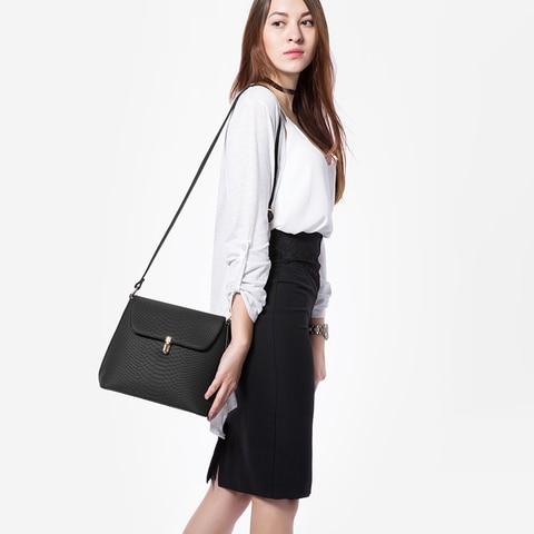 LOVEVOOK brand crossbody bags for women small shoulder bag female solid hasp handbag purse Black/Apricot/Blue messenger bag 2019 Lahore