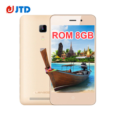 LEAGOO MTK6580M de Z1 Teléfono Móvil de 4.0 Pulgadas Quad Core Android 5.1 512 MB RAM 8 GB ROM 800X480 3G WCDMA GPS Smartphone