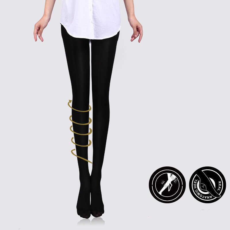 e37cd7bb143566 ... Autumn Compression Leggings Women 680D Varicose Veins Leggins Winter  Thick Slim Legins Women Leg Shaping Legging ...