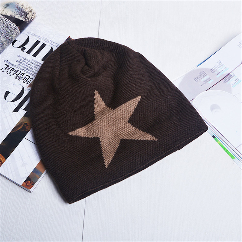 2016 Brand Beanies Skullies Winter Hat Knitted Caps Winter Hats For Men Women Thickening Sports Cap Warm Bonnet Beanie skullies