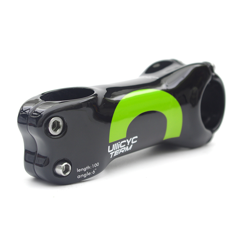 ULLICYC Ultra light UD Full carbon 6 17 Degrees Bicycle stem Mountain Road bike Stem handlebar MTB Parts 31 8 70 120mm in Bicycle Stem from Sports Entertainment