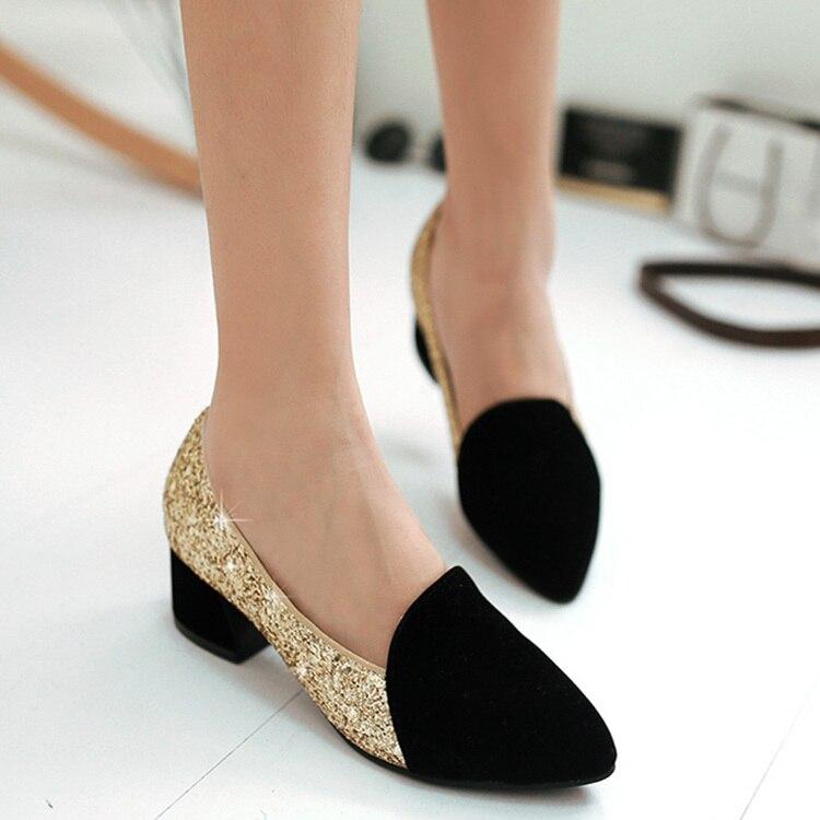 chaussure femme talon fashion