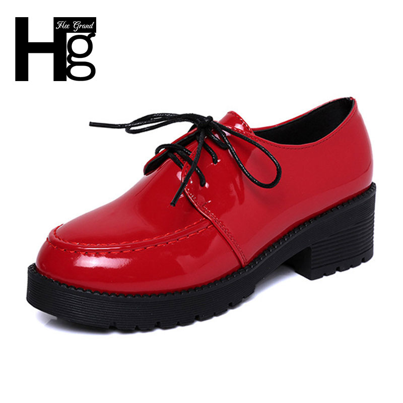 hee grand oxford shoes 2017 new fashion