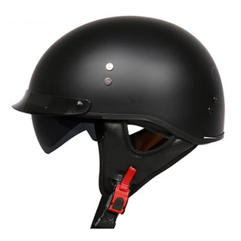 CFR Half face Motorbike Helmet Fiberglass shell light weight and safety helmet DOT Approved 13 design available extremely light weight vintage helmet fiberglass shell free style novelty helmet japan style no more mushroon head