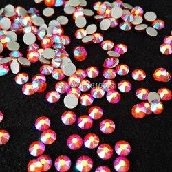 Ss16 jacinthe ab ab couleur de revêtement 1440 pièces chaque lot; motifs motifs strass gros décor 10 brut par paquet