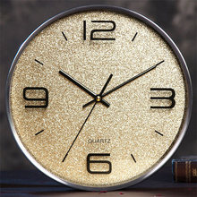 New arrive Wall Clock Creative Modern Retro Pocket Watch Decoration Crafts Natural Europe Style