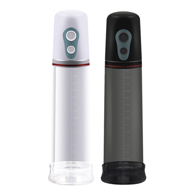 Automatic Penis Enlargement Vibrator for Men Electric Penis Pump,Male Penile Erection Training,Penis Extend Sex Toys Shop 1