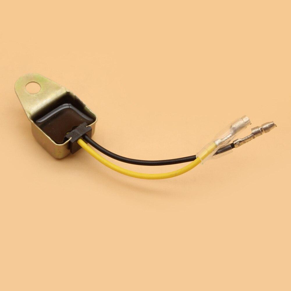 Aliexpress Buy 2Pcslot Low Oil Sensor Alert For HONDA GX160 – Honda Gx200 Wiring