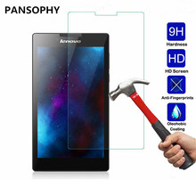 For Lenovo Tab2 A7-30 A7-30TC A7-30HC A7-30GC 7inch Tempered Glass HD Display Protecting Movie 9H zero.33MM Pill Display Protectors