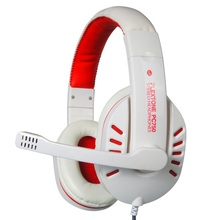 Best PC Gamer Casque Gaming Headphones With Microphone 3.5mm Jack Headset Earphone Stereo Over-Ear Head Phones For Computer PC