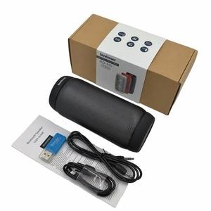 Image 5 - Хит продаж, цветной водонепроницаемый bluetooth динамик lewinner, беспроводной сабвуфер NFC с супербасами, звуковая коробка для занятий спортом на открытом воздухе, портативный динамик, fm динамик