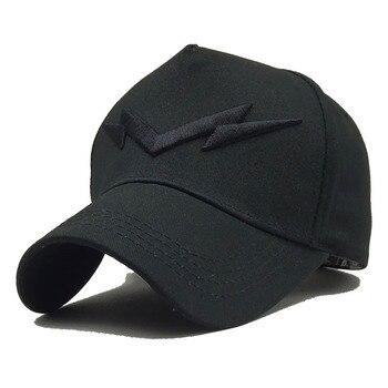 Rebelde negro lavado Denim mujeres gorra de béisbol marca el papá Bone sombreros  para hombres Hip hop Gorras moda bordado Vintage sombrero caps 45774afcc3b