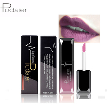 Lipstick Waterproof Lip Gloss Cosmetics Makeup