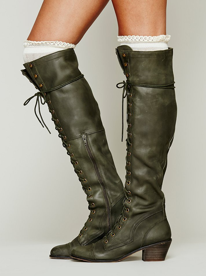 Cheap Over The Knee Boots For Women - Yu Boots