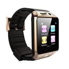 GV08S Verbesserte version G9 Bluetooth Smart Uhr mit Kamera Android Telefon Uhr Antilost Smartwatch Unterstützung SIM Micro Sd-karte