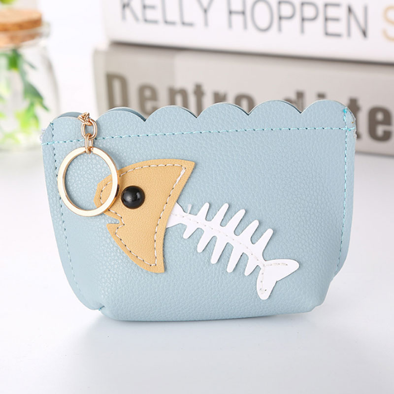 Yesello  Fresh Small Cosmetic Bags PU Leather Multifunctional Changes Bags Lady Organizer Bags  Zipper Pouch Women Cosmetic Bag