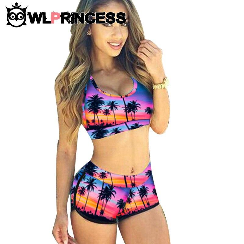 Ladies Top Cintura Up Alta Push Swim Shorts Sexy Mujeres Nueva 2YDHIWeE9