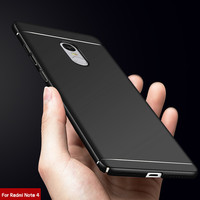 New Case For Xiaomi Redmi Note 4 Redmi Note 4XTCICPC Luxury Hard PC Ultra Thin Back
