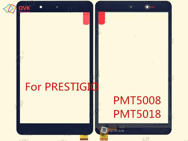 New 8 Inch For PRESTIGIO MultiPad MUZE 5008 5018 7008 3009 3008 7787 3287 5287 3G 4G Capacitive Touch Screen Panel
