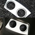 Para KIA Sportage 4 QL 2016 2017 Carstyling ABS Encendedor de cromo Interior Decoración Del Marco de Auto Accesorios 3D cubre