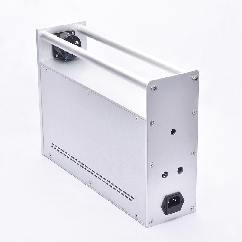 Châssis d'amplificateur Audio en aluminium étui de luxe de Style suisse 300B